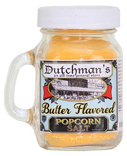 Our #7 Pick is the Dutchman's Buttery Popcorn Flavoring and Seasoning Salt