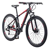 Schwinn Bonafide Mens Mountain Bike, Front Suspension,...