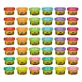 Play-Doh Handout 42-Pack of 1-Ounce Non-Toxic Modeling Compound for Kid Party Favors, Trick or Treat, Classroom Prizes, School Supplies, Assorted Colors (Amazon Exclusive) from Hasbro