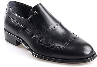 Fosco 1534 Neolit Taban Siyah Erkek (39-45) Klasik Ayakkabı