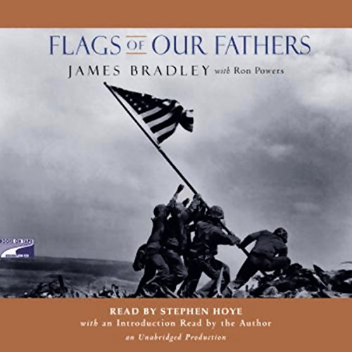Flags of Our Fathers audiobook cover art
