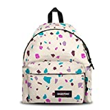 Eastpak Padded PAK'R Sac à Dos Enfants, 40 cm, 24 liters, Multicolore (Terro White)