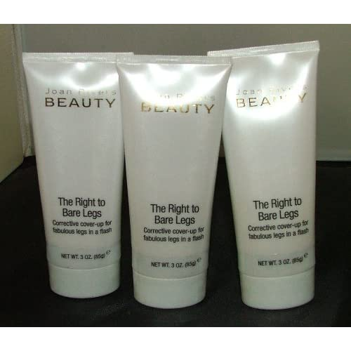 Joan Rivers Beauty, The Right To Bare Legs Cover Up, Medium (Pack of