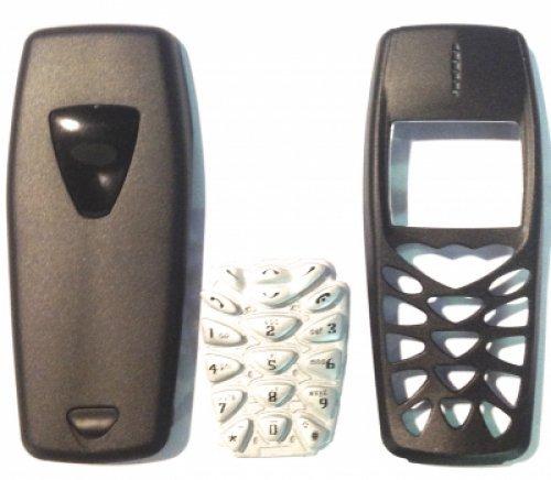 Guscio per Nokia 3510 Nera
