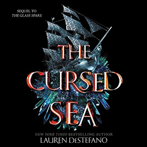 Couverture de The Cursed Sea