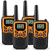 Best Frs Radios - Rivins RV-7 Walkie Talkies for Adults Long Range Review