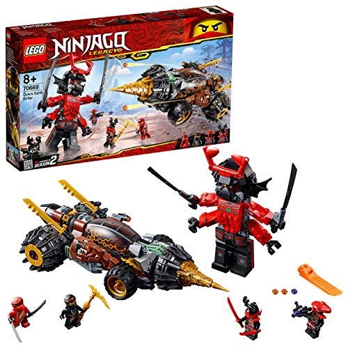 LEGO 70669 Ninjago Perforadora de Cole (Descontinuado por Fabricante)