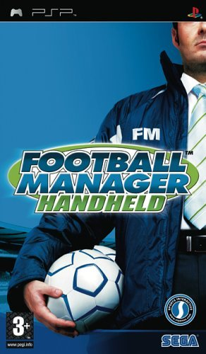 Football Manager Handheld (PSP) by SEGA