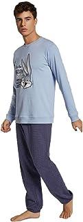 Pijama Hombre Looney Tunes Rayas de Hombre