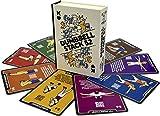 Stack 52 tarjetas de ejercicio con mancuernas.