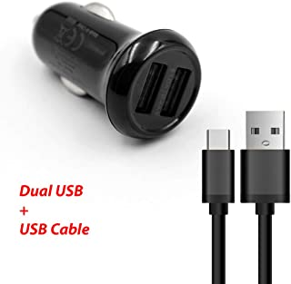 2.1a Galaxy Note 2 Green Color S2 S3 Note3; Motorola Droid RAZR MAXX;HTC One X V S and Other Android Devices with Blister Packaging Available in Many Colors S4 BevenaFlat Ribbon Silicone Dual-charging Micro USB Car Charger 2.1A for Samsung Galaxy S5