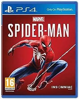 Marvel's Spider-Man (PS4) (輸入版)