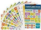 Essentials Teacher Planner Stickers (Set of 400 Stickers)