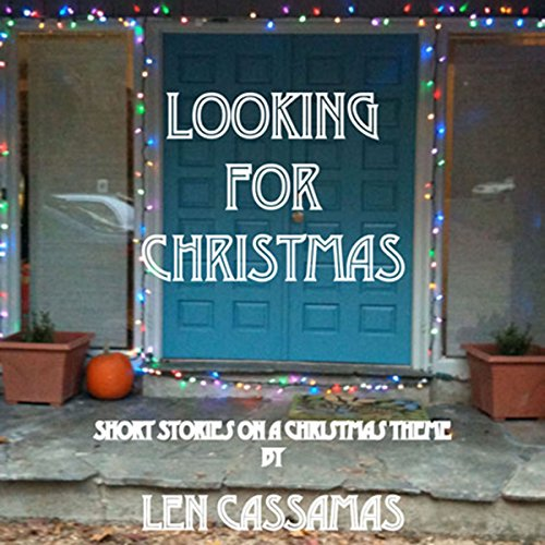 Looking for Christmas audiobook cover art