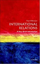International Relations: A Very Short Introduction (Very Short Introductions)