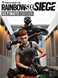 Rainbow Six Siege Ultimate Year 6   Código Ubisoft Connect para PC