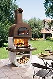 Palazzetti - Caminetto per barbecue Diva Four