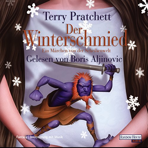 Der Winterschmied. Ein Märchen von der Scheibenwelt Titelbild