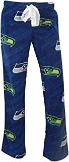 Concepts Sport Women's Seattle Seahawks Ladies Two-Tone Fleece Lounge Pants