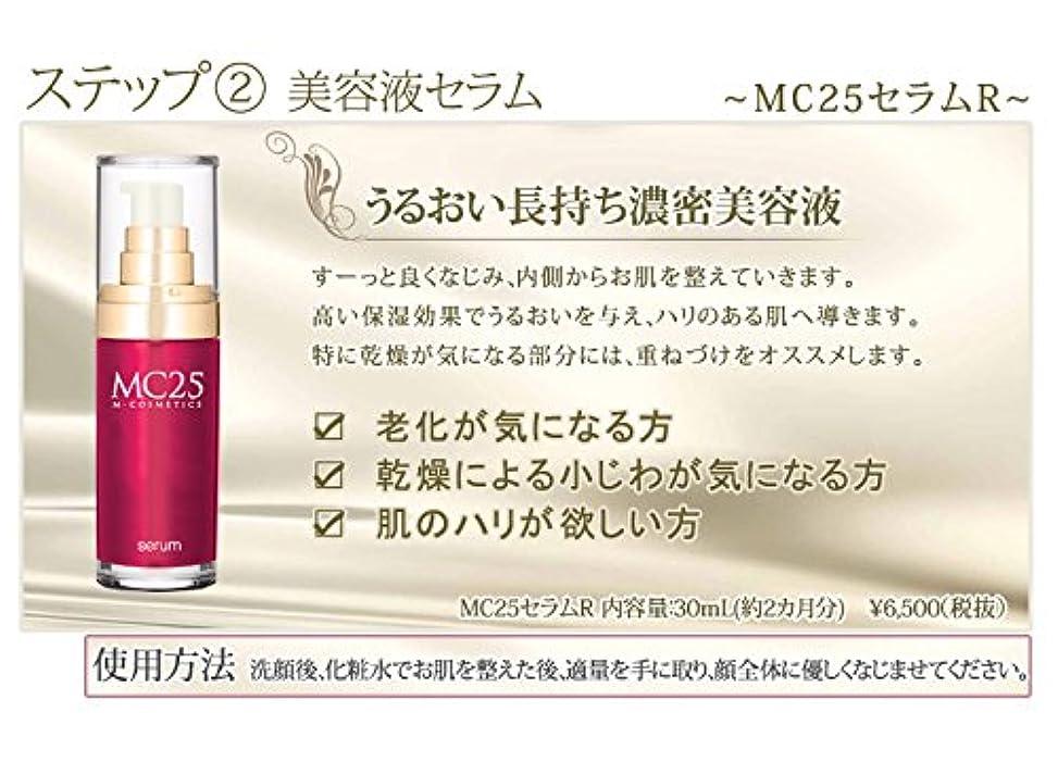 咲く倍率理容師MC25 セラムR (美容液)  30mL