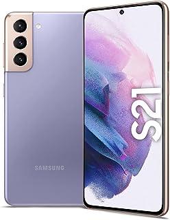 Samsung Galaxy S21 Dual SIM Mobile - 6.2 inches, 128 GB, 8 GB RAM, 5G - Violet