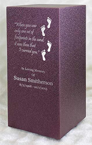 Amaranthine Personalized Urn Box