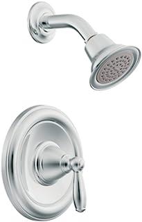 Moen T62152EP Brantford Posi-Temp Tub and Shower Trim Kit without Valve, Chrome, 1