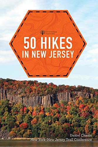 50 Hikes in New Jersey (Fifth) (Explorer's 50 Hikes) (English Edition)