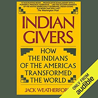 Indian Givers Titelbild