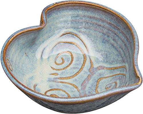 Pottery Bowl is a Traditional 9th wedding anniversary gift for wife