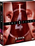 X-ファイル シーズン4 <SEASONSコンパクト・ボックス>[DVD]