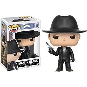 Funko Pop Hombre de Negro (Westworld 459) Funko Pop Westworld