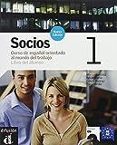 Socios 1, libro del alumno +CD by Marisa Gonzalez (1999-03-30)