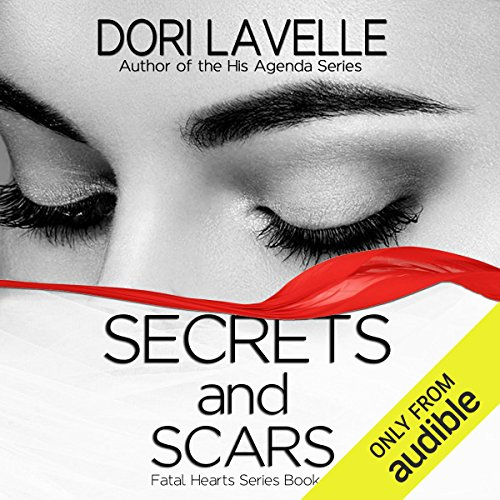Secrets and Scars audiobook cover art