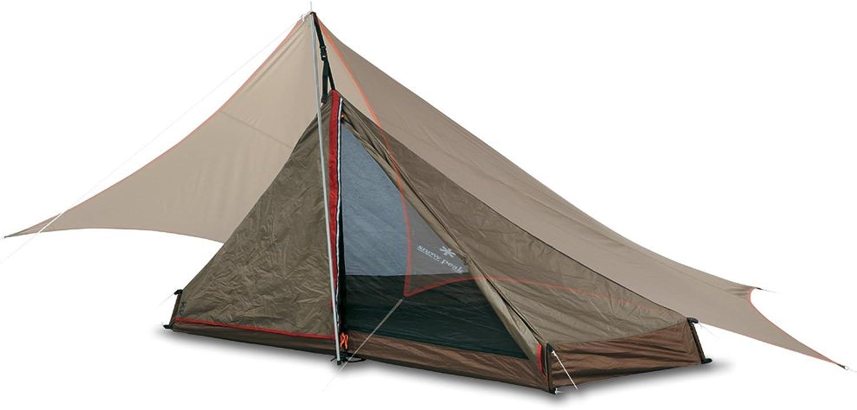 Snow Peak Penta Ease Tent Grey