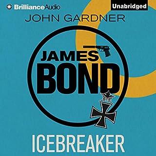 Icebreaker audiobook cover art