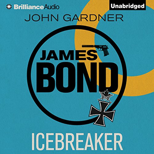 Icebreaker audiobook cover art