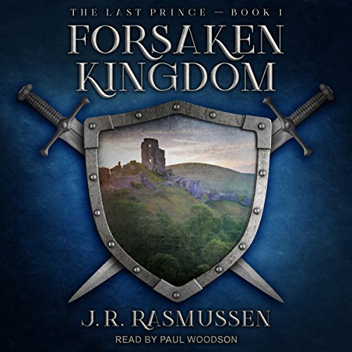 Forsaken Kingdom audiobook cover art