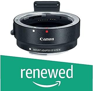 (Renewed) Canon EOS M Mount Adapter