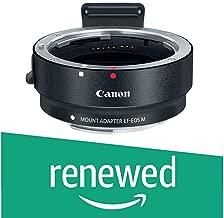 Canon EOS M Mount Adapter (Renewed)