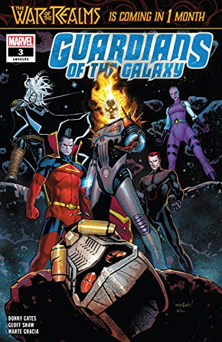 Guardians of the Galaxy (2019) #3 (English Edition)
