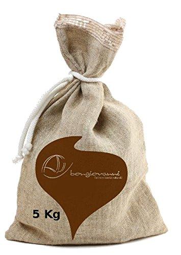 BONGIOVANNI FARINE E BONTA' NATURALI Farine de sarrasin de blé entier 25Kg sans gluten 25.00 kg