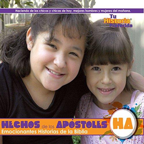 Hechos de los Apostoles [Acts of the Apostles (Texto Completo)] audiobook cover art
