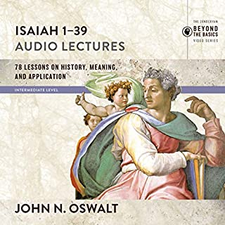 Isaiah 1-39: Audio Lectures cover art