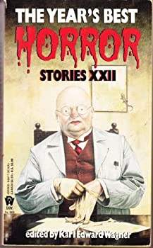 The Year's Best Horror 22 0886776457 Book Cover