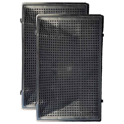 Filtre à Charbon actif D037-484000008786 - Type 37 - NYTTIG FIL 601 - AMC962 / AC40. Antibacterien