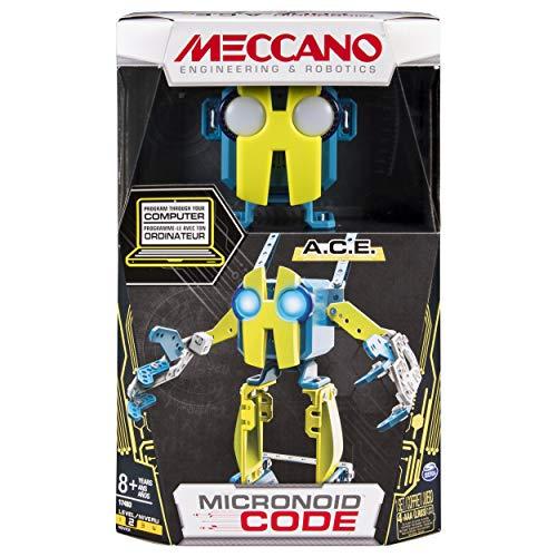 Meccano-Erector - Micronoid Code A.C.E. Programmable Robot Building Kit