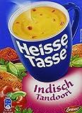 Heisse Tasse Indisch Tandoori mit Hühnchen á 3 Beutel á 0,15 l, 9er Pack (9 x 450 ml) (Lebensmittel & Getränke)