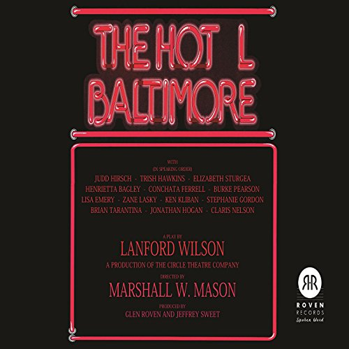 The Hot L Baltimore audiobook cover art