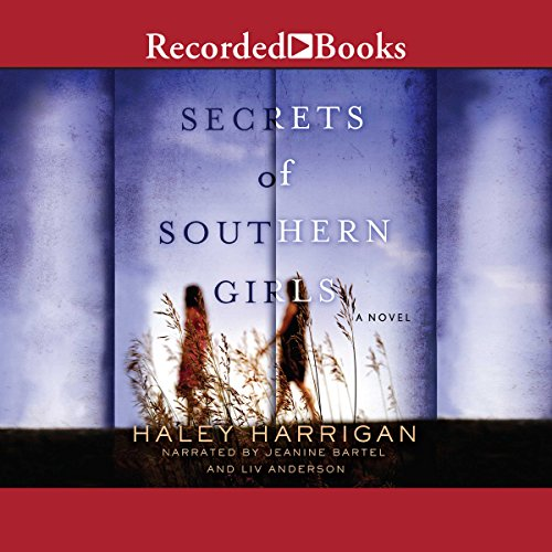 Secrets of Southern Girls audiobook cover art